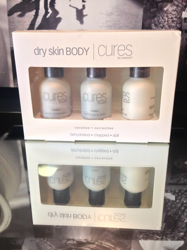 Cures-to-Go Dry Skin Body