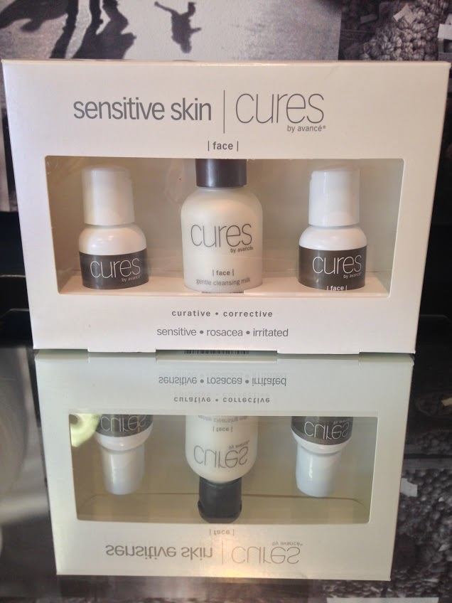 Cures-to-Go Sensitive Skin