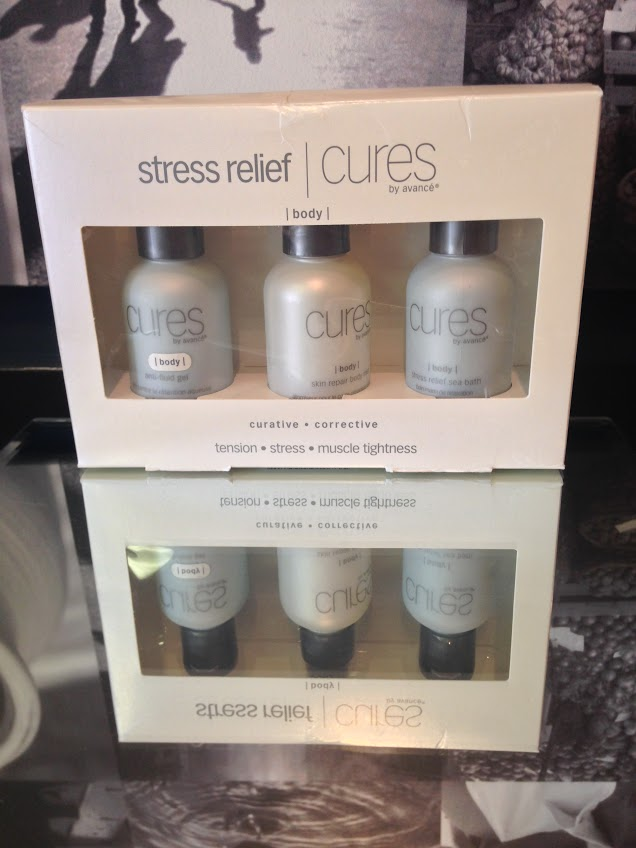 Cures-to-Go Stress Relief