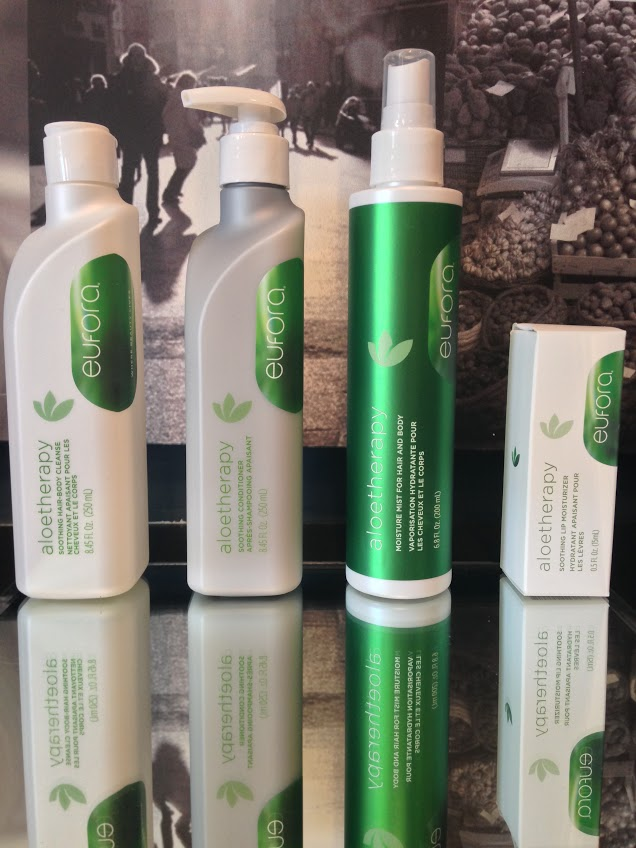 Eufora Aloetherapy Promise Products